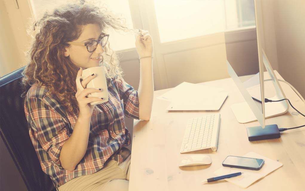 5 Reasons Why You Just Have to Love Working at Home